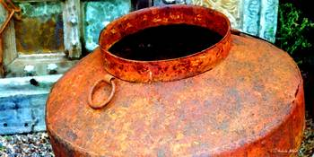 Copper Pot No. 1