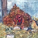 """Newborn Chick"" by schulmanart"