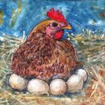 """Family Nest"" by schulmanart"