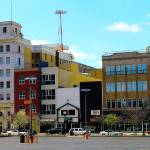 """Downtown Flint, Michigan"" by ScottHovind"