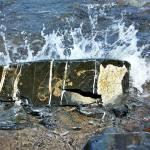 """rock splash"" by hughwilliamson"