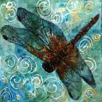 """Dragonfly Dreams"" by schulmanart"