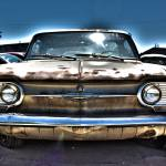 """Surreal Corvair"" by mfmarsphoto"
