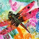 """Dragonfly Fairy 2"" by schulmanart"