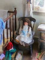 Doll in Nursery