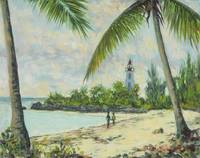 The Lighthouse, Zanzibar by Tilly Willis