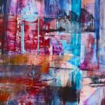 """City in Chaos II"" by shawnshawn"