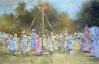 The Maypole by Peter Miller