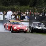 """""""Ferrari meets Cobra 2010"""" by roadandtrackphotos"""