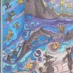 """Molly Brown and Major Arthur, Titanic 6 of 6"" by SachinMehta"
