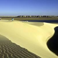 Western Sahara Art Prints & Posters by John Seaton Callahan