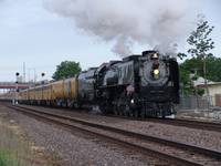 Union Pacific's 150th Anniversary Train