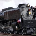 """The UPRR 844 Steam Locomotive in Topeka!"" by TheElectricOrphanage"