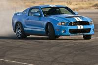 Ford Mustang GT 500 2011