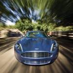 """Aston Martin Rapide 2010 zoom"" by roadandtrackphotos"