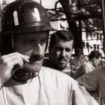 """Graham Hill at Monaco"" by roadandtrackphotos"