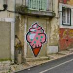 """Graffiti in Lisbon, Portugal"" by veitschuetz"