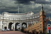 Admiralty Arch London Composite