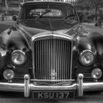 """HDR Old Bentley @ West Minster Abbey"" by MikeandAmy"