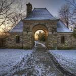 """HDR Frick Park Gatehouse"" by MikeandAmy"