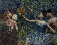 Dancer with a Tambourine, c.1897 (oil on canvas)