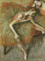Dancers, c.1899 (pastel on board)