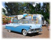 1956 Ford, Florida Airstream