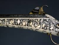 Flint-lock of a Pistol, c.1550