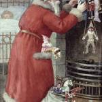"""""""Father Christmas"""" by fineartmasters"""