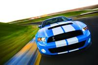 Ford Shelby GT500 2010
