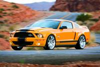 Shelby GT500 SuperSnake 2008
