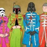 """Sargent Vaders Lonely Hearts Club Band"" by chzit"