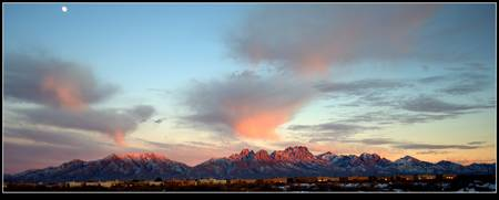 Organ Mountains