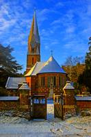 St Peters Church, Ayot St Peter, hertfordshire, En