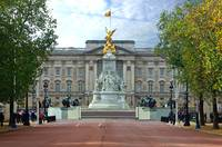 Buckingham Palace, The mall, london