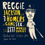 """Reggie Jackson NY Yankees"" by jbperkins"