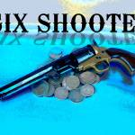 """Six Shooter"" by amnonz"