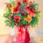 """Floral Still Life"" by awagner"
