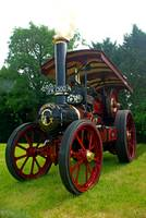 Garrett Steam Traction Engine