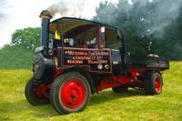 Steam Traction Lorry
