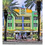 """Berkley Shore Hotel - South Beach Miami"" by Automotography"