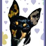 """Toy Fox Terrier"" by OneRudeDawg"