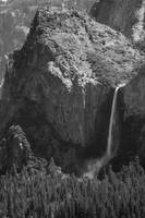 Bridalveil Fall (from tunnel view)