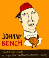 Johnny Bench Cincinnati Reds