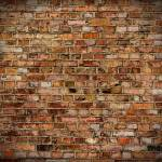 """Old brick wall background texture"" by pixeldreams"