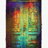 Door Art Prints & Posters by Anna Brunk