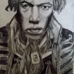 """""""Jimi Hendrix"""" by ThexLizardxKing"""
