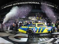 NASCAR Daytona 2012 Celebration