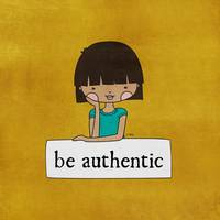 Be Authentic by Linda Tieu