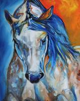 ROYALTY EQUINE ABSTRACT